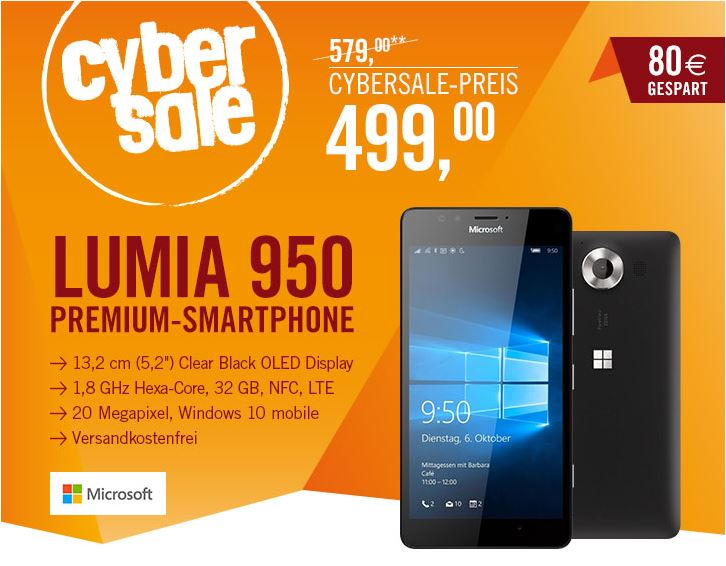 Lumia950_CyberSale