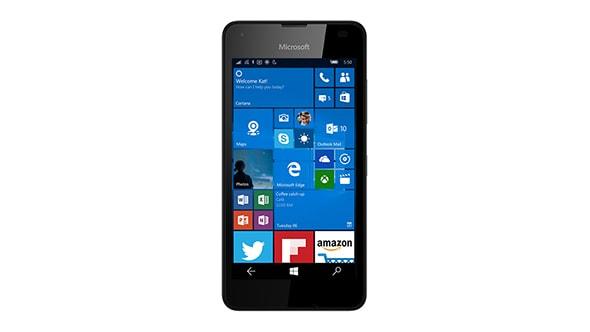 Lumia 550 für 99,99€