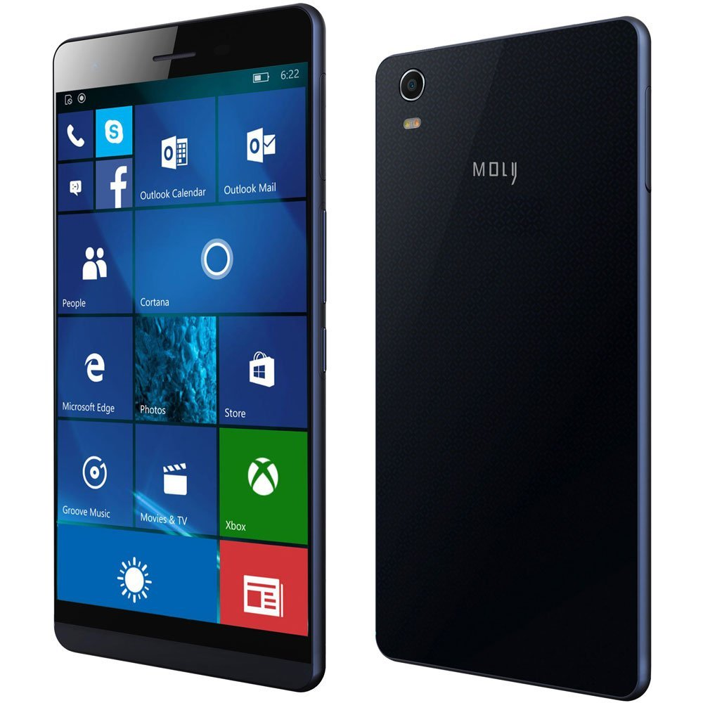 Moly X – neues Windows Phone bei Amazon.com verfügbar