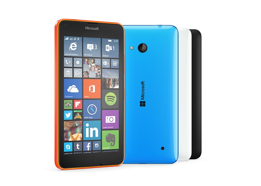 Lumia 640 DS und 640 XL DS im Angebot