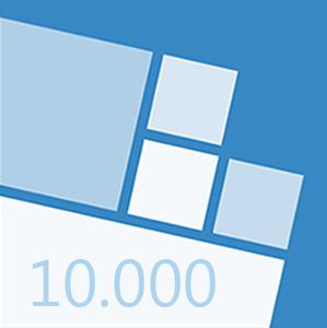 10.000 Nutzer – WPVision.de sagt: Danke!