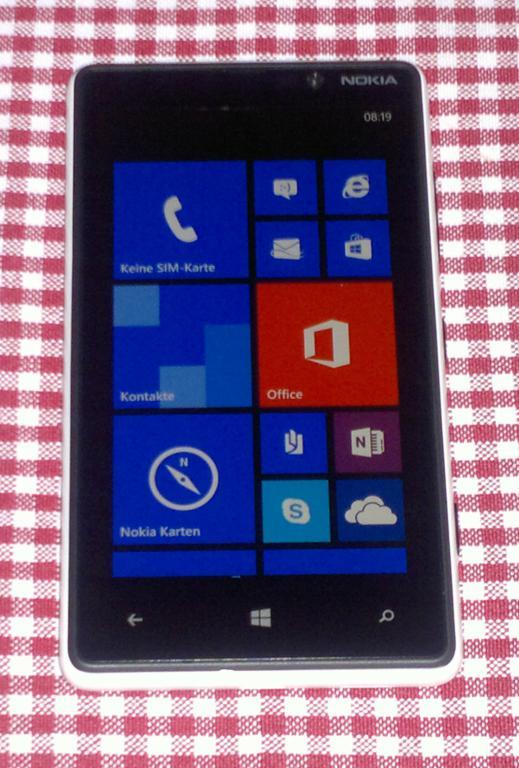Nokia Lumia 820 – Testbericht