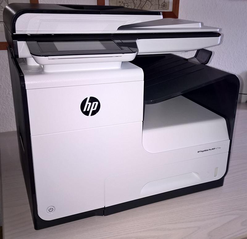 HP PageWide Pro 477dw – Erfahrungsbericht