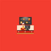 Burger Cashier – App des Tages [kostenfrei]