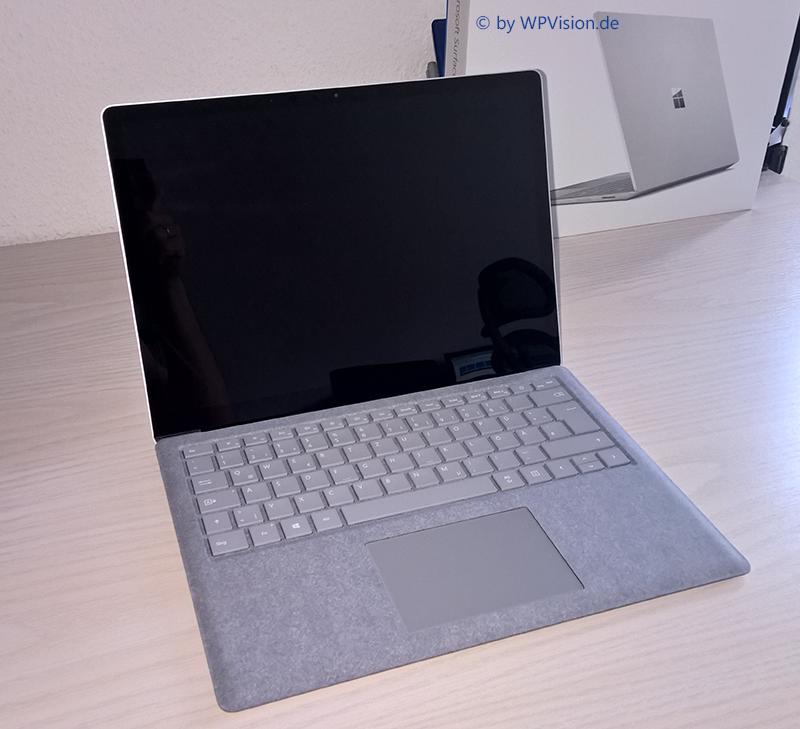 Microsoft Surface Laptop – Erfahrungsbericht