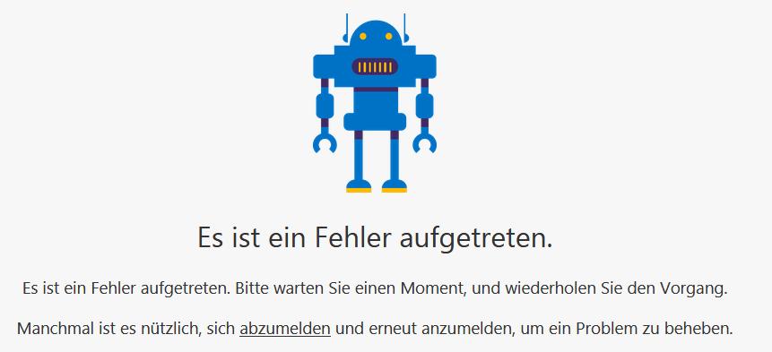 Microsoft Band / MicrosoftHealth.com – Synchronisationsfehler gefunden, Lösung in Sicht