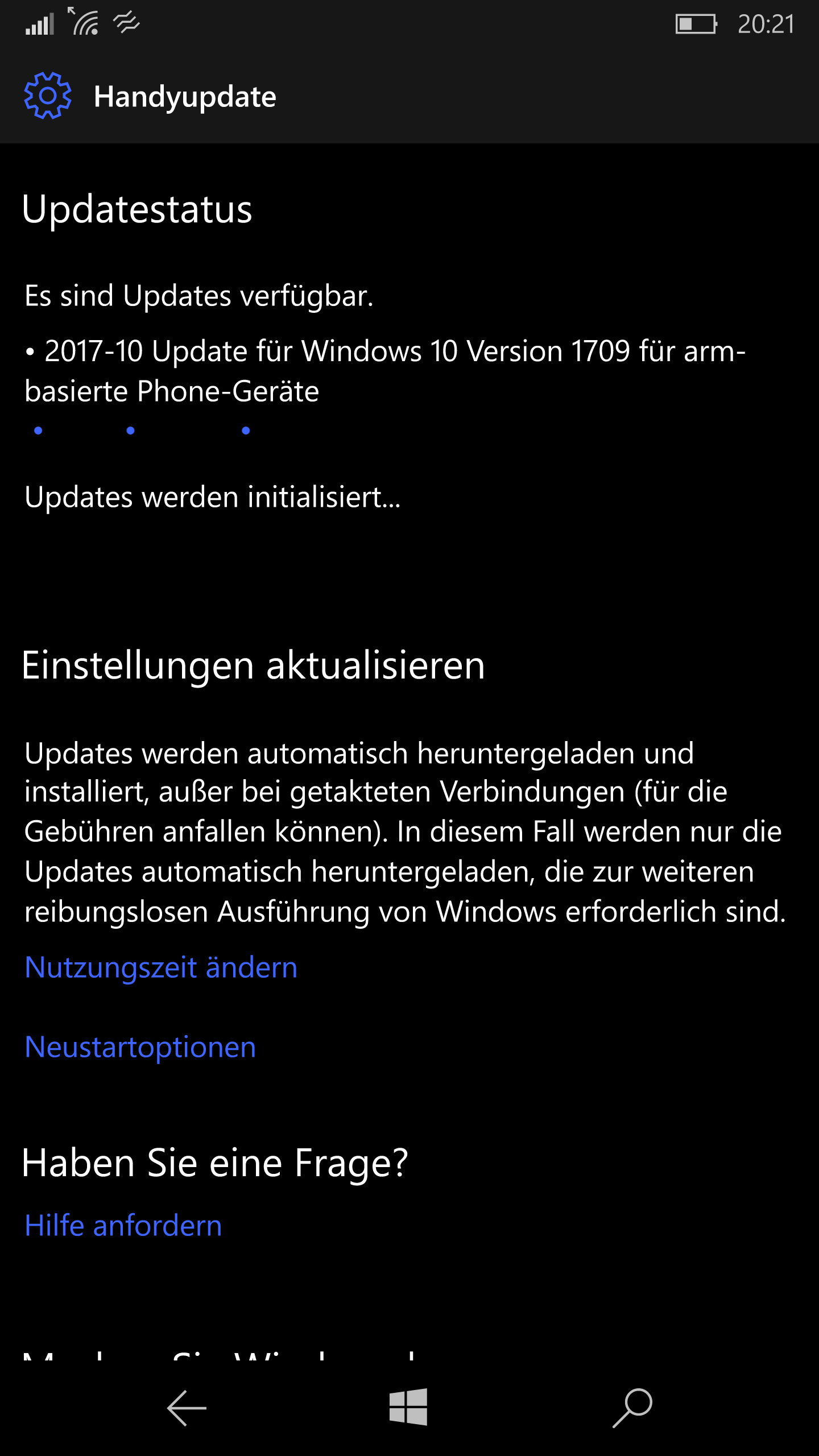 Fall Creators Update für Windows 10 Mobile – Rollout hat begonnen