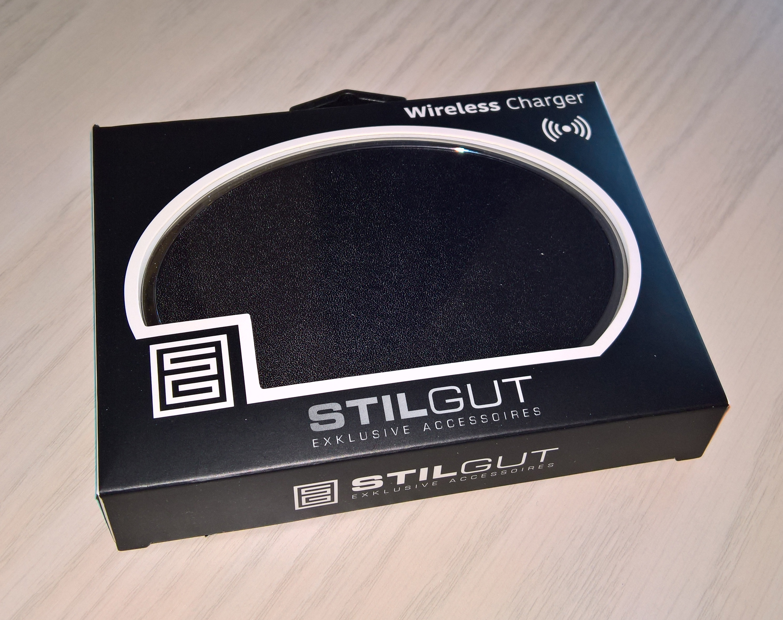 Wireless Charger von StilGut – meine Erfahrungen