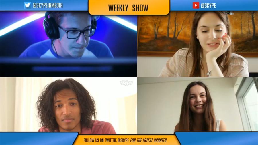 Skype for Content Creators für Live-Streams, Podcasts und Videos vorgestellt