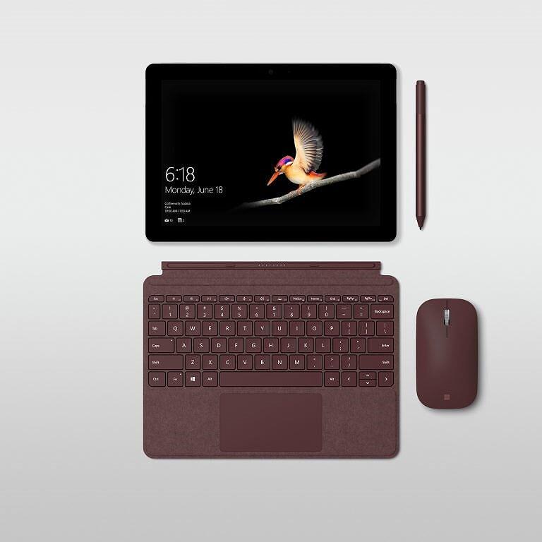 Microsoft Surface Go – Preise, technische Daten und Verfügbarkeit