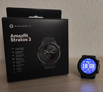Huami Amazfit Stratos 3 – Testbericht