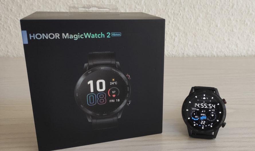 HONOR Magic Watch 2 – Testbericht